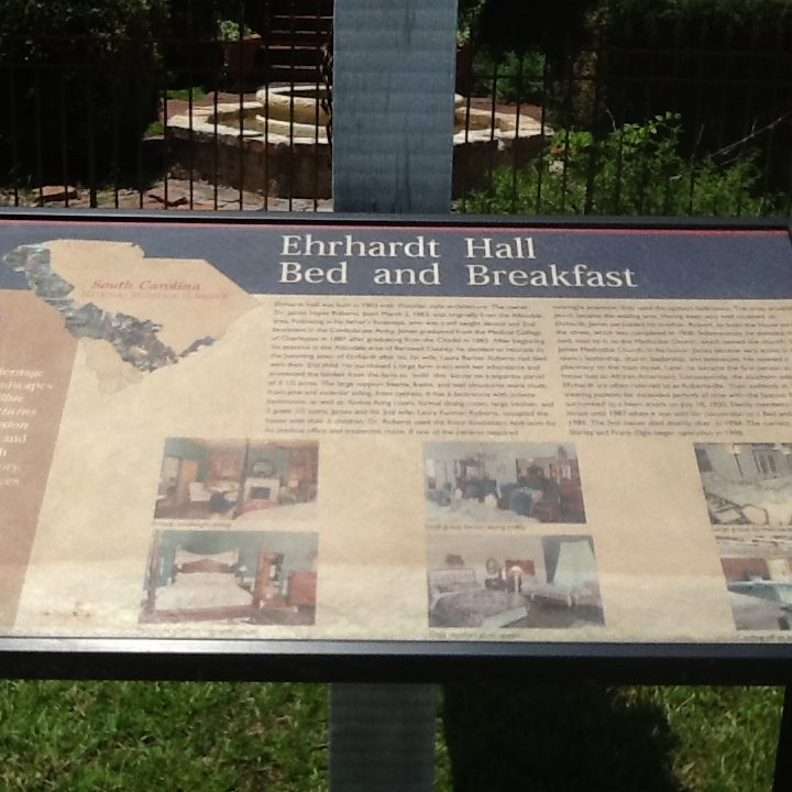 South Carolina Heritage Corridor Site